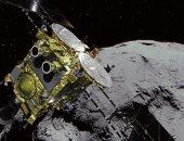 """عينات تربة الكويكب """"ريوجو"""" القادمة إلى الأرض أكبر من المتوقع بـ50 مرة"""