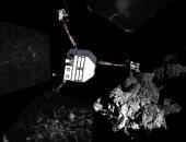 فى مثل هذا اليوم.. فقدان مركبة الفضاء Philae على سطح مذنب