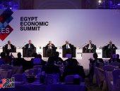 قمة مصر الاقتصادية تقدم 41 توصية للنهوض بالقطاعات المختلفة فى نهاية فاعلياتها