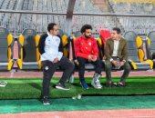 جلسة لكبار المنتخب.. ومحمد صلاح يدعم اللاعبين قبل مواجهة جزر القمر