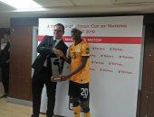 كأس الأمم الأفريقية تحت 23 سنة.. باتسون داكا أفضل لاعب فى مباراة نيجيريا وزامبيا