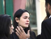 خطيبة هيثم احمد زكى: لو ملناش نصيب نتجمع فى الدنيا ربنا يجمعنا فى الجنة