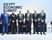 باسل شعيرة على هامش قمة مصر الاقتصادية: ترفيق 1.4 مليون متر أرض بالسادات