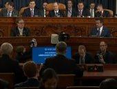 بث مباشر.. مناقشات مجلس النواب الأمريكى لإجراءات عزل ترامب