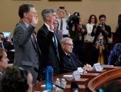 أول جلسة علنية لمساءلة الرئيس الأمريكى فى مجلس النواب