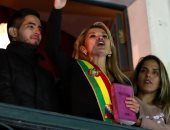 رئيسة بوليفيا تعلن اعتزامها طرد سفيرى إسبانيا والمكسيك