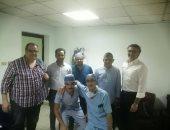 صور.. مستشفى الأقصر الدولى تجرى 32 جراحة متقدمة للمواطنين مجانا