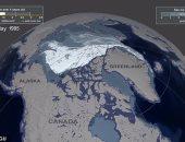 شاهد أقدم جليد بحرى يفقد 95% من كتلته خلال 35 عاما