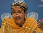 نائبة الأمين العام للأمم المتحدة تطلق الالتزام الأممى بأجندة العمل من أجل السكان والتنمية