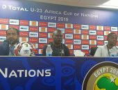 مدرب زامبيا: ننتظر دعم جماهير مصر ضد كوت ديفوار وإحنا بنشجع الزمالك