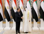 ولى عهد أبوظبى: بحثت مع الرئيس السيسى مجمل الأحداث والتطورات الإقليمية