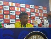 لاعب جنوب أفريقيا يكشف روشتة الفوز ضد نيجيريا بأمم أفريقيا تحت 23 عاما