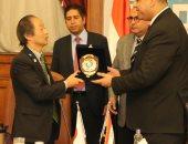 محافظ القاهرة يستقبل وفدا من مدينة طوكيو لتفعيل اتفاقية التآخى