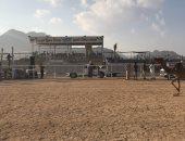 صور.. نتائج أشواط الفترة المسائية بسباق شرم الشيخ للهجن