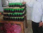 التحفظ على 7 أطنان عسل داخل مصنع بدون ترخيص غرب الإسكندرية