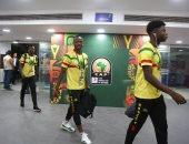 """أمم أفريقيا تحت 23 سنة.. منتخب مالى يصل استاد السلام لمواجهة غانا """"صور"""""""