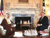 وزير الخارجية السعودى وبومبيو يبحثان محاربة الإرهاب