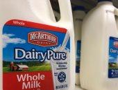 إفلاس أكبر شركة ألبان فى أمريكا بعد عزوف عن الحليب لصالح بدائل أخرى