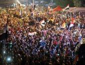 صور.. احتفالات فى العراق عقب الفوز بهدفين على إيران بتصفيات المونديال