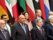 وزير الخارجية يشارك في اجتماع المجموعة المُصغرة للائتلاف الدولي لمكافحة داعش بواشنطن