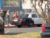 تعرض 6 أشخاص لإطلاق نار فى ولاية كاليفورنيا الأمريكية واحتجاز مشتبه به