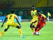 """أمم أفريقيا تحت 23 سنة.. فرحة هيسترية للاعبى غانا بالتأهل """"فيديو"""""""