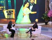 كندة علوش: تبرعت بثمن فستان الزفاف لصالح أحد المستشفيات