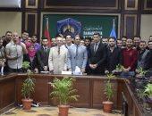 صور .. ننشر النتائج الكاملة لانتخابات اتحاد طلاب جامعة دمنهور