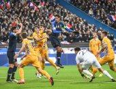 فرنسا تتأهل ليورو 2020 بفوز صعب على مولدوفا.. فيديو
