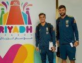 البرازيل ضد الارجنتين.. وصول منتخب السيليساو إلى الرياض