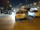 شكوى من سير سيارات عكس الاتجاه بنهاية شارع كوبرى أحمد عرابى بالمهندسين