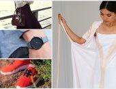 موضة صالحة للأكل.. شركات تصنع حقائب وأحذية وفساتين من بقايا الفواكه والأعشاب