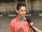 """رابى نجل عمرو سعد يصور مشاهده فى """"صندوق الدنيا"""" مع باسم سمرة"""