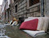 أمطار غزيرة على إيطاليا والبندقية على موعد مع يوم عصيب