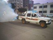 محافظ الجيزة يوجه وحدات الملاريا برش الشوارع لمواجهة انتشار الذباب