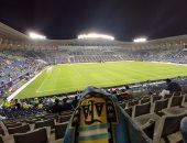 شاهد بدء توافد الجماهير على ملعب مباراة البرازيل والأرجنتين في الرياض