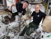 مهمة سير جديدة فى الفضاء لإصلاح جهاز تجربة المادة المظلمة.. فيديو