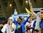 """البرازيل ضد الأرجنتين.. كرنفال جماهيرى بملعب الملك سعود  """"صور"""""""
