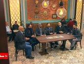"""فريق """"واما"""" فى ضيافة """"قهوة أشرف"""" على قناة الحياة.. اليوم"""