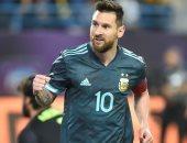 ميسي يتصدر قائمة الأرجنتين فى تصفيات كأس العالم 2022
