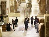 """أخبار مقتنيات """" تانيس"""" البديلة لـ قطع توت عنخ آمون بالمتحف المصرى بالتحرير"""