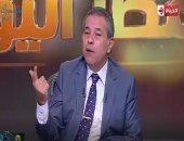 توفيق عكاشة: لن يصل الإسلام السياسى للحكم فى مصر مستقبلاً نهائياً