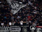 اليويفا يرفض التماس فرانكفورت ويمنع بيع تذاكر مباراة ارسنال