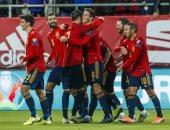رونالدو يهدد أحلام إسبانيا فى يورو 2020
