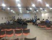 صور وفيديو.. التنظيم الدولي للإخوان الإرهابية يفشل في تنظيم مؤتمر صحفى بجنيف