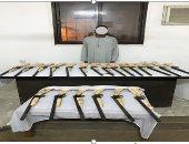 تنفيذ 1265 حكما قضائيا وضبط 29 قطعة سلاح خلال حملة أمنية بسوهاج