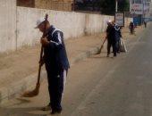 محافظ الجيزة يوجه بإنشاء إدارة مختصة لنظافة محور 26 يوليو