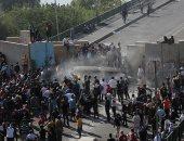 رويترز: قتيلان و38 مصابا فى احتجاجات ببغداد