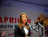 صور.. وزيرة التضامن: الاحتفال بيوم الشباب الأفريقى يؤكد حرص ودعم الدولة لهم