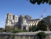 الساحة الأمامية لكاتدرائية نوتردام تستقبل الجمهور خلال شهر..كيف سيتم الأمر؟